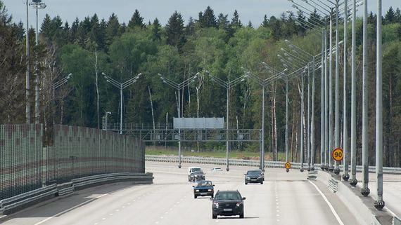 Покрытие сотовой связью трассы М-11 улучшилось