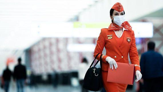 Несмотря на карантин, «Аэрофлот» выполняет эксклюзивные люксовые рейсы за рубеж