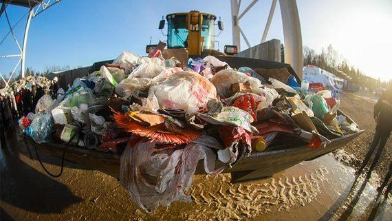 В 32 регионах уже через пять лет не будет места для мусора