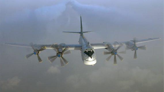 Стратегические бомбардировщики России и США активизировали демонстративные полеты