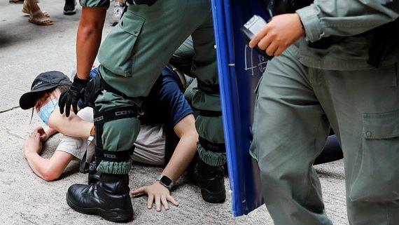 В Гонконге начались аресты на основании нового китайского закона о безопасности