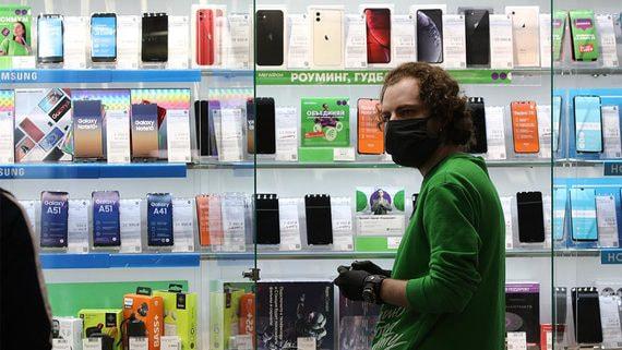 Российский рынок смартфонов вернулся к росту