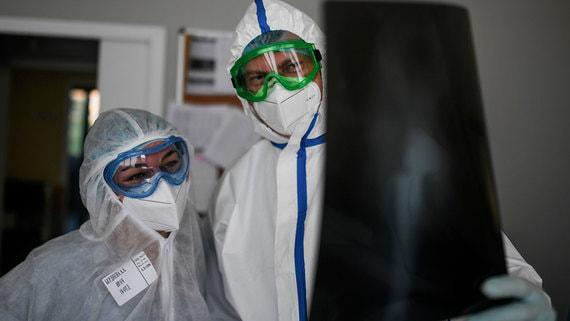 В России выявили 6 556 новых случаев коронавируса