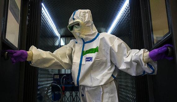 Число больных COVID-19 в России превысило 660 000 человек