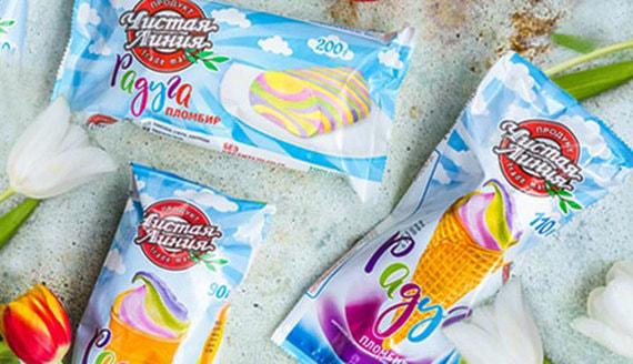 Производитель мороженого «Радуга» исключил отношение продукции к ЛГБТ