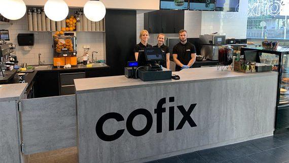 Российское подразделение Cofix начинает бизнес за рубежом
