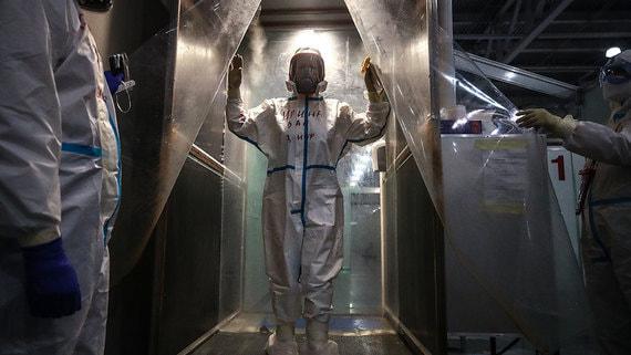 Коронавирус в России выявлен еще у 6611 человек