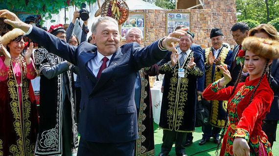80 лет Нурсултану Назарбаеву. Первый президент Казахстана в фотографиях
