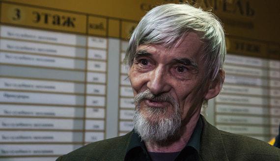 Прокуратура запросила 15 лет колонии для руководителя карельского «Мемориала»