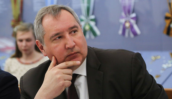 Рогозин исключил доступ Сафронова к закрытой информации
