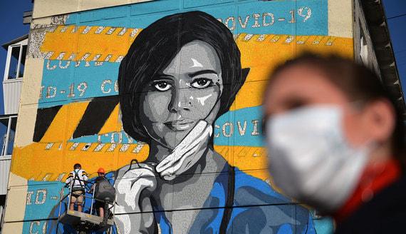 В России число заразившихся коронавирусом превысило 700 000