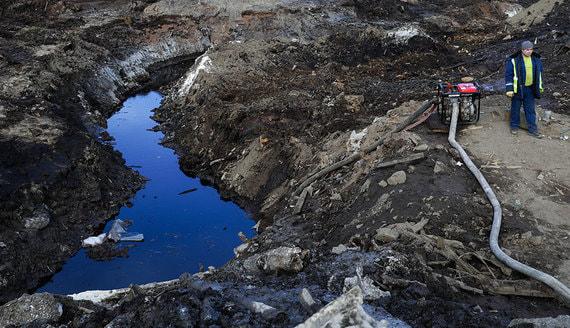 «Норникель» оспорил гигантскую оценку ущерба от разлитие нефтепродуктов
