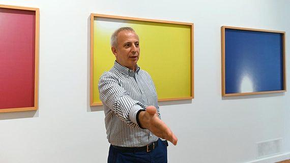 «Музей должен идти кколлекционеру»