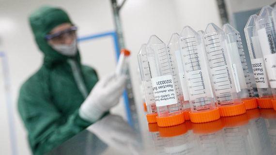 В России выявлено 6635 новых случаев заболевания коронавирусом