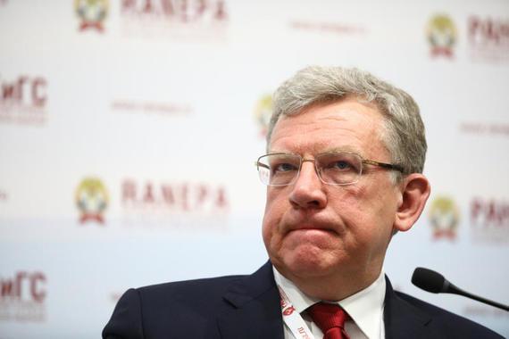 Кудрин заявил о застое российской экономики