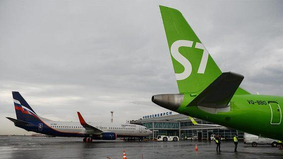 «Аэрофлот» в июне не смог вернуть себе лидерство в перевозке пассажиров