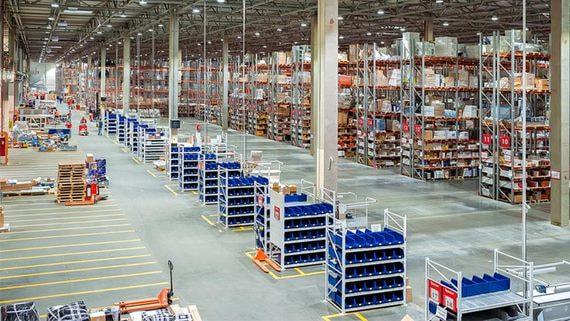 Закрылась крупнейшая сделка в истории российского рынка складов