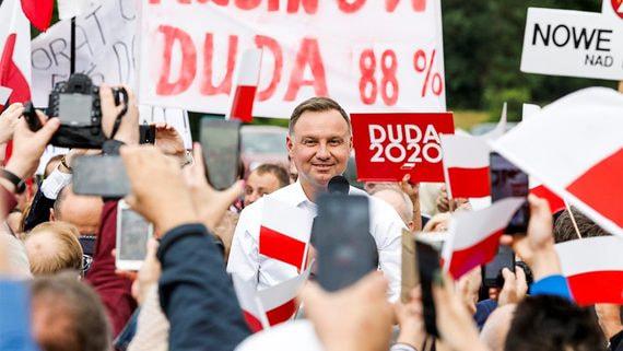 Президент Польши продолжит курс на построение «альтернативной» Европы