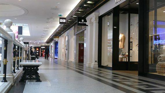 Четверть торговых центров может закрыться к осени