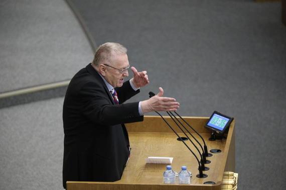 Жириновский назвал возможных врио губернатора Хабаровского края из ЛДПР