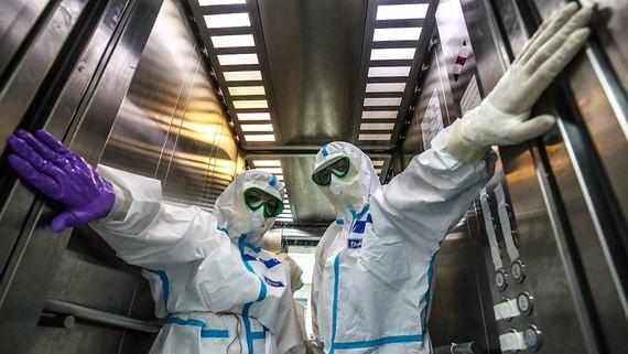 В России выявили 6 248 новых случаев коронавируса