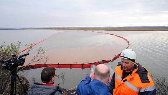 «Русал» предложил сменить менеджмент «Норникеля» из-за экологических аварий