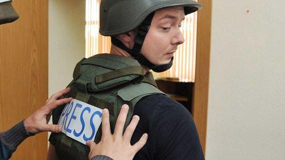 Журналисты военного пула выступили в поддержку Ивана Сафронова