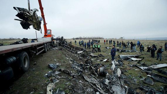 ЕСПЧ зарегистрировал иск Нидерландов против России по делу о крушении Boeing
