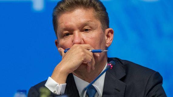 «Газпром» получил квартальный убыток впервые за пять лет