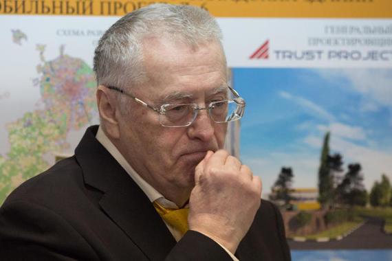 Жириновский заявил о назначении врио губернатора Хабаровского края в понедельник