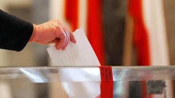 Оппозиция Польши требует признать недействительными итоги выборов президента