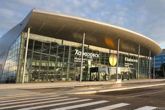 Аэропорт Хабаровска проверили из-за «бомбы» в день прилета врио губернатора