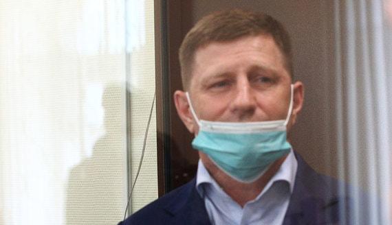 Фургал получил в СИЗО телеграмму от Жириновского