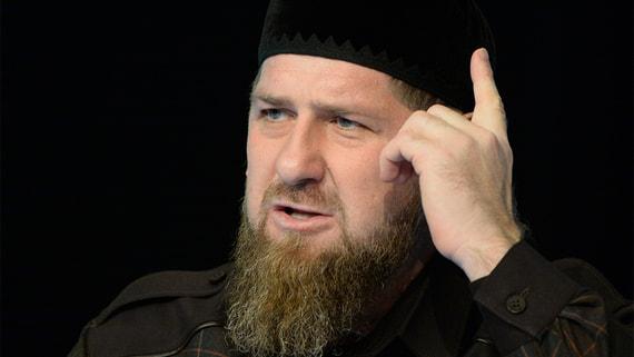 Путин присвоил Кадырову звание генерал-майора