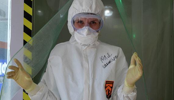Число больных с коронавирусом в России выросло менее чем на 6000 за день