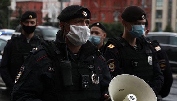 Полиция возбудила уголовные дела после массовой драки на юго-востоке Москвы