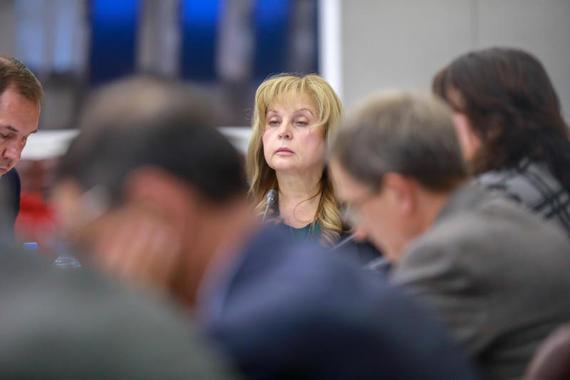 ЦИК анонсировал трехдневное голосование на выборах в сентябре
