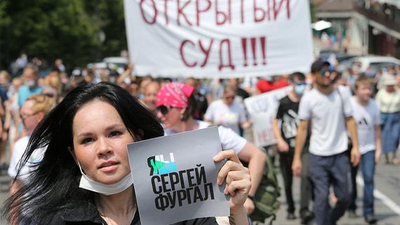 Песков исключил организацию митингов в Хабаровске из-за рубежа