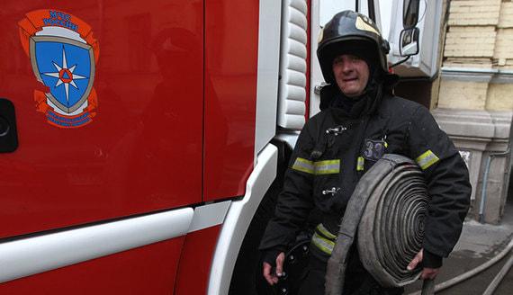 В Москве эвакуировали женское СИЗО после пожара