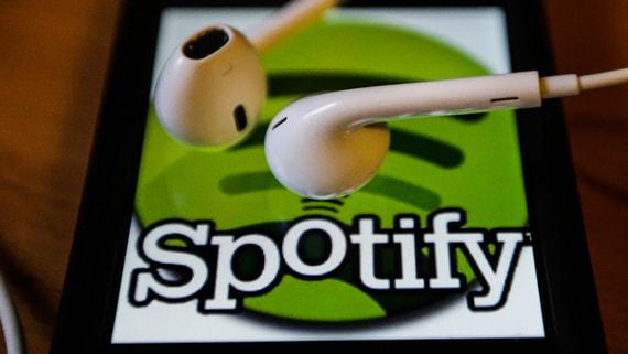 Spotify начал продавать рекламу в России