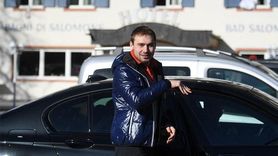 Биатлонист Антон Шипулин заразился коронавирусом