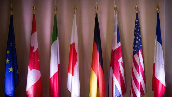 Кремль прокомментировал отказ Германии от возвращения России в G7