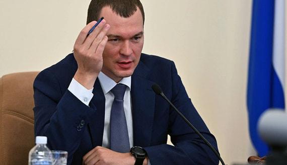 Дегтярев пригрозил чиновникам края увольнением за неэффективное расходование средств