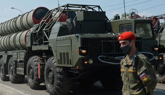 Чемезов впервые назвал сумму контракта с Турцией на поставку С-400