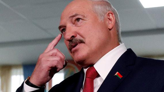 Лукашенко отреагировал на задержание россиян в Белоруссии