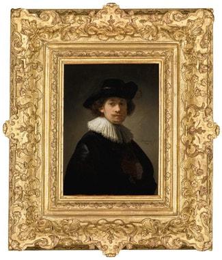 Автопортрет Рембрандта продали на аукционе за рекордные $18,7 миллиона