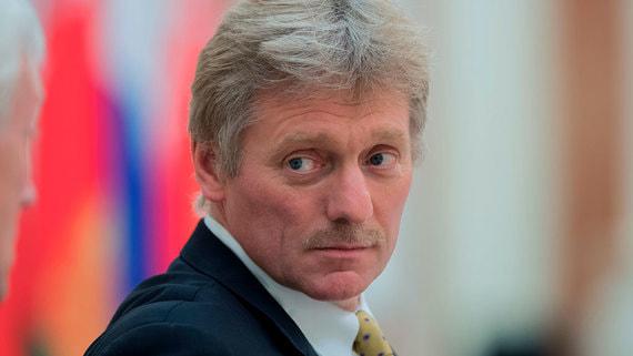 Песков ответил на обвинения в адрес России в дезинформации о пандемии