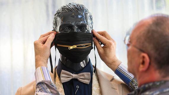 Лицевые маски уже никогда не будут прежними