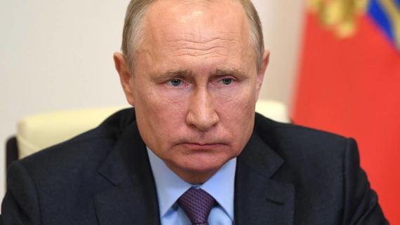 Путин об экологической ситуации в городе Усолье-Сибирском Иркутской области
