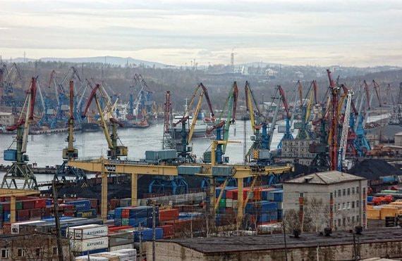 Ванинский порт прокомментировал слова Дегтярева о грейферной перевалке